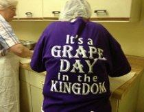Grape Day T-Shirt